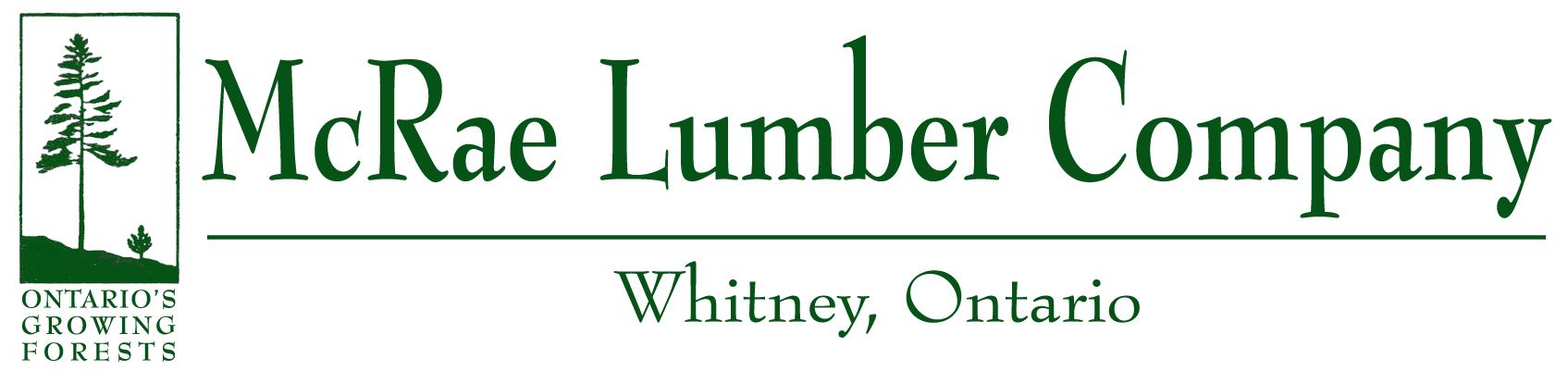 McRae Lumber Company